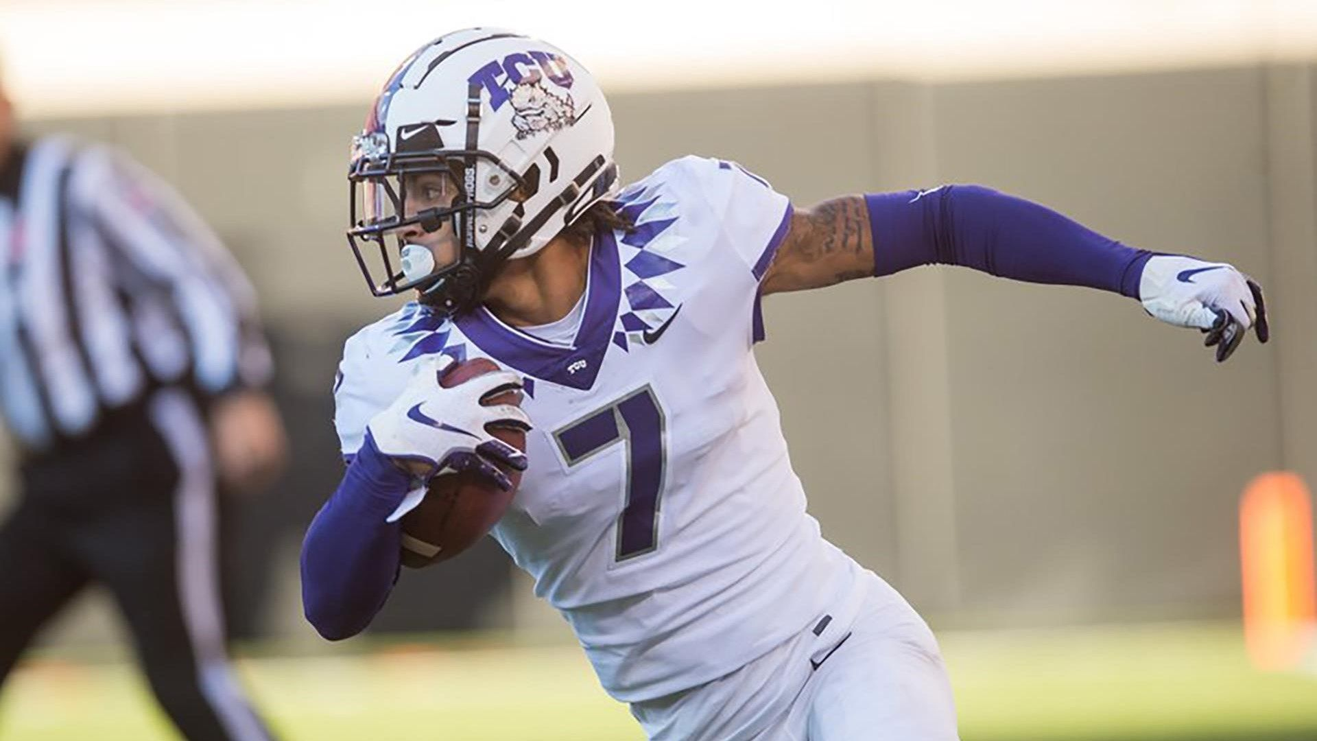 TCU safety Trevon Moehrig must improve to become top safety | PFN