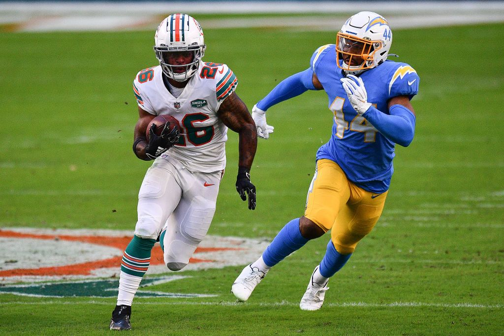 Salvon Ahmed Fantasy Outlook: Is it safe to start Dolphins RB in Week 11?