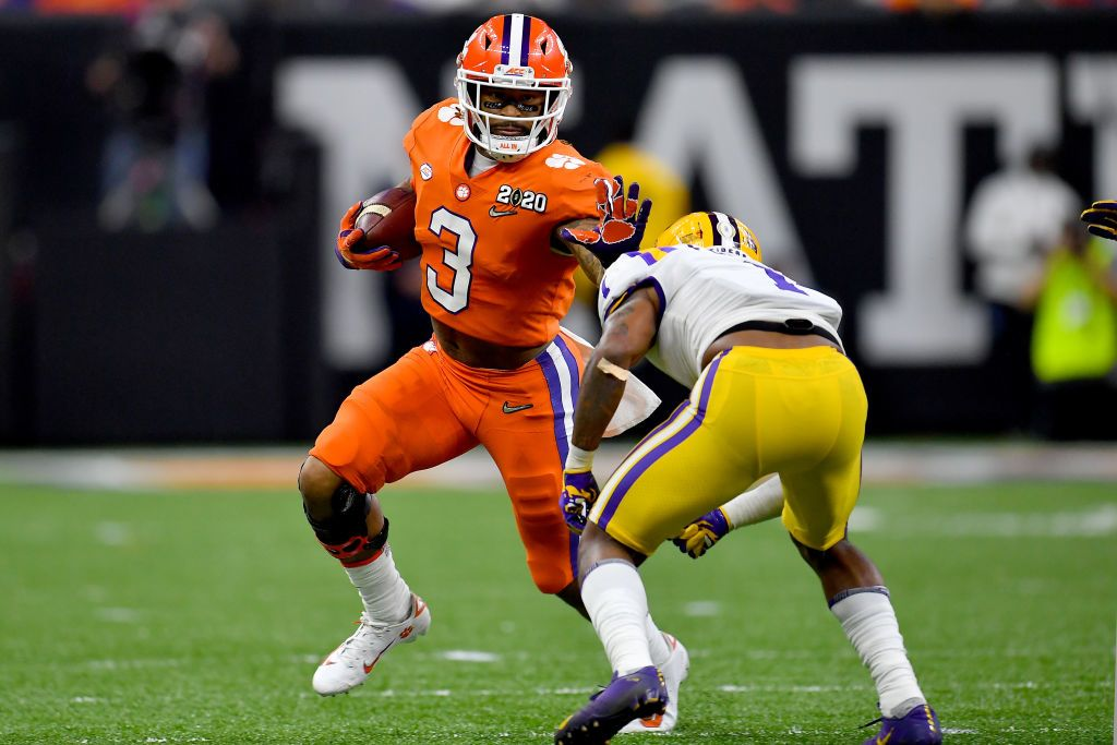 Amari Rodgers, WR, Clemson - NFL Draft Player Profile | PFN