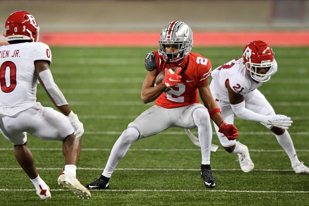 Chris Olave Wr Ohio State Nfl Draft Player Profile Pfn