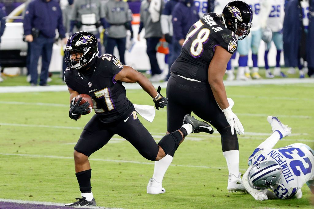 JK Dobbins Fantasy Outlook: What to expect on Monday Night Football?