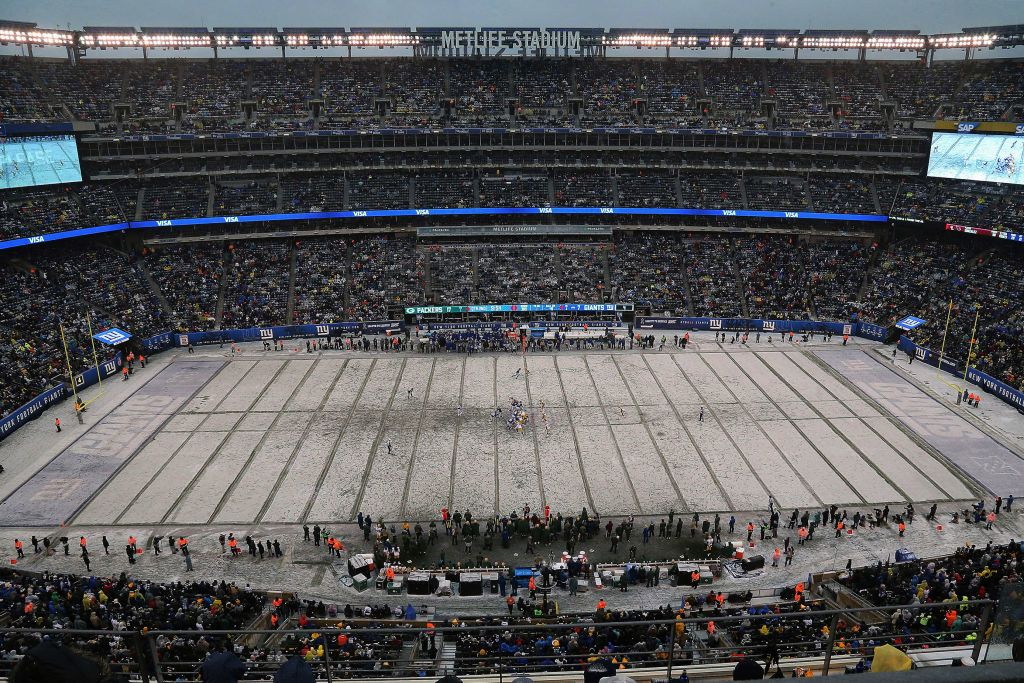 Nfl Weather Forecast Report Week 15 Any Snow Looming Pfn