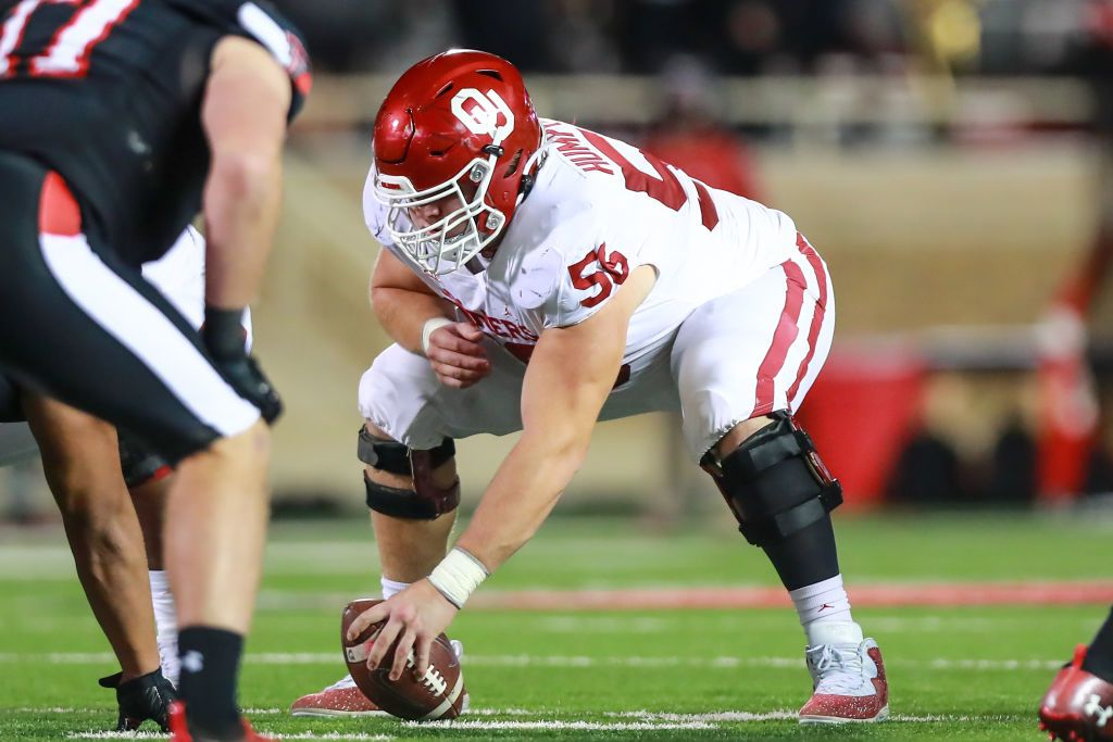 Creed Humphrey, C, Oklahoma - NFL Draft Player Profile | PFN