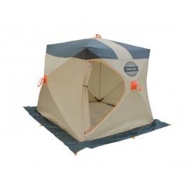 Картинка Палатка для зимней рыбалки Митек Омуль Куб 1