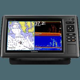 Картинка Эхолот-картплоттер Garmin Echomap 92SV CHIRP с датчиком