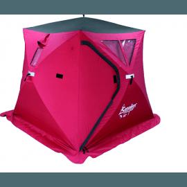 Картинка Палатка для зимней рыбалки куб Canadian Camper Beluga 2