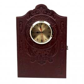 Картинка Бар-книга с часами «Люкс»