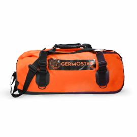 Картинка Гермосумка GERMOSTAR COMBI 80л оранжевый/черный
