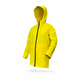 Картинка Куртка-дождевик GERMOSTAR RAIN, желтая