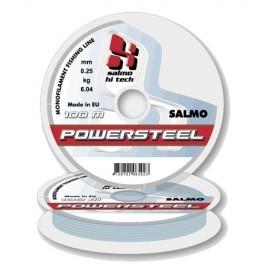 Картинка Леска монофильная Salmo Hi-Tech POWERSTEEL 100м