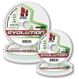 Картинка Леска монофильная Salmo Hi-Tech EVOLUTION 30м