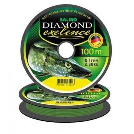 Картинка Леска монофильная Salmo Diamond EXELENCE 100м
