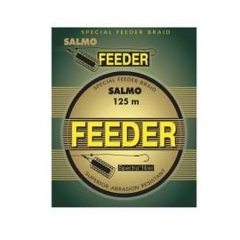 Картинка Леска плетёная Salmo FEEDER 125м