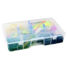 Картинка Коробка рыболовная пластиковая Flambeau 7004R TUFF TAINER ZERUST