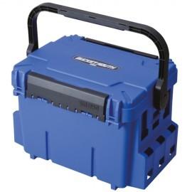 Картинка Ящик рыболовный Meiho BUCKET MOUTH BM-7000 Blue 475*335*320