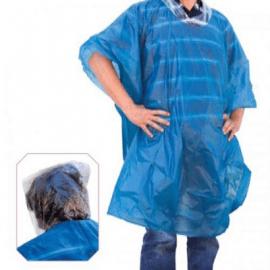 Картинка Плащ-дождевик BOYSCOUT полиэтиленовый (61190)
