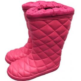 Картинка Сапоги зимние WOODLINE ЭВА -45 розовые 990-45