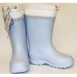 Картинка Сапоги ВЕЗДЕХОД УМКА женские ЭВА (СВ-70) голубые
