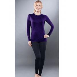 Картинка Комплект женского термобелья Guahoo: рубашка + лосины (301 S/VT / 301 P/BK)