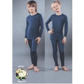 Картинка Комплект детского термобелья Guahoo: рубашка + лосины (352-S/NV / 352-P/NV)