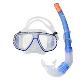 Картинка Набор маска,трубка WAVE MS-1313S5 силикон