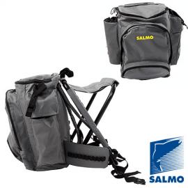 Картинка Стул-рюкзак Salmo Back Pack с карманом на молнии