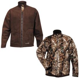 Картинка Куртка Norfin Hunting Thunder Passion/brown двухсторонняя