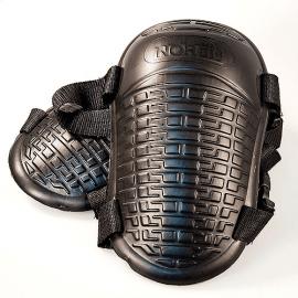 Картинка Наколенники зимние Norfin черный цвет ЭВА