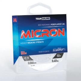 Картинка Леска монофильная Team Salmo Micron 50м