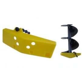 Картинка Футляр защитный для ножей ЛР-130, шт