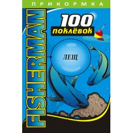 Картинка Прикормка FISHERMAN Лещ 900 г.