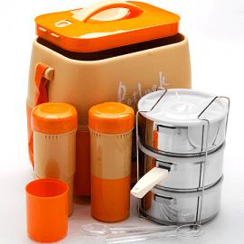 Картинка Термо-контейнер Mayer&Boch 3,6л для продуктов 6ч 23728