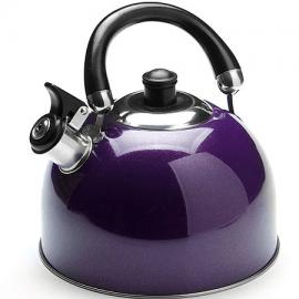 Картинка Чайник мет Mayer&Boch 2,7л со свистком фиолетовый