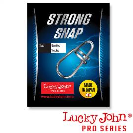 Картинка Застёжки LJ Pro Series STRONG 003 5шт.
