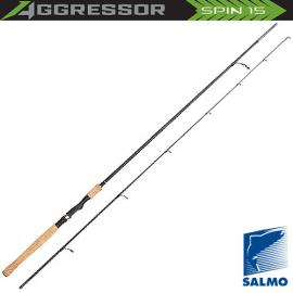 Картинка Спиннинг Salmo Aggressor SPIN 15 1.98
