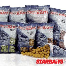 Картинка Бойлы тонущие Starbaits PEACH 20мм 10кг