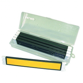 Картинка Коробка рыболовная с мотовилами LINE WINDER 230х80х37