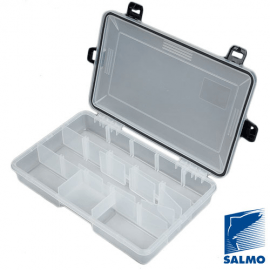 Картинка Коробка рыболовная водонепроницаемая Salmo WATERPROOF 280x180x52мм