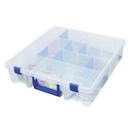 Картинка Коробка рыболовная пластиковая Flambeau 9007 TUFF TAINER Satchel Zerust