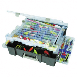 Картинка Коробка рыболовная пластиковая Flambeau 9030 SUPER MAX SATCHEL ZERUST (6585HM)