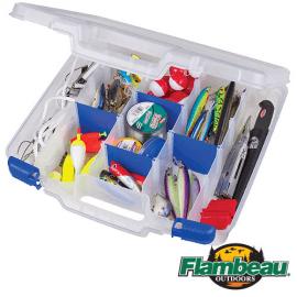 Картинка Коробка рыболовная пластиковая Flambeau 8415 TUFF TAINER ZERUST