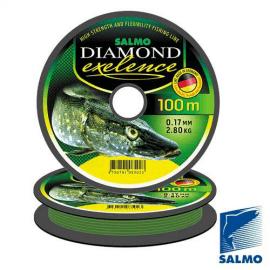Картинка Леска монофильная Salmo Diamond EXELENCE 150м