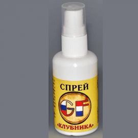 Картинка АроматизаторспрейGFКЛУБНИКА50мл