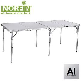 Картинка Стол складной Norfin GAULA-XL NF Alu 180x80
