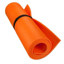 Картинка Коврик туристический однослойный оранжевый 1800х600х8мм