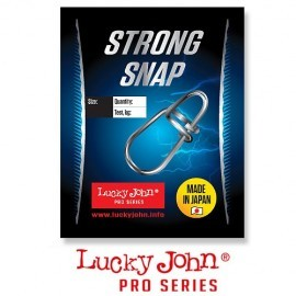Картинка Застёжки LJ Pro Series STRONG 001 5шт.