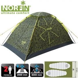 Картинка Палатка 2-х местная Norfin RUFFE 2 NC