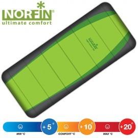 Картинка Мешок-одеяло спальный Norfin LIGHT COMFORT 200 NF