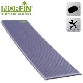 Картинка Коврик самонадувающийся Norfin ATLANTIC NF 3.8см