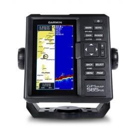 Картинка Эхолот-картплоттер Garmin GPSMAP 585 Plus комплект с датчиком GT20-TM